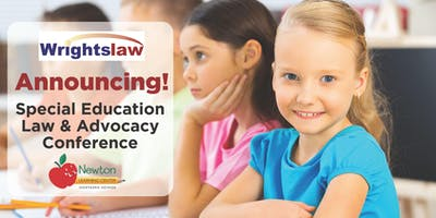 Wrightslaw: Special Education Law & Advocacy Conference