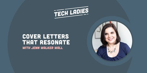 *Webinar* Cover Letters That Resonate