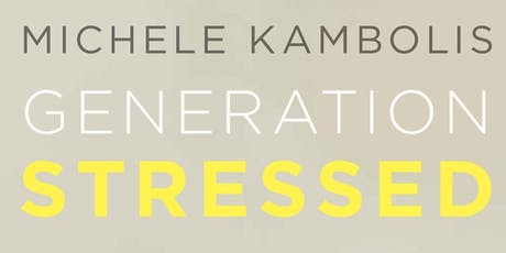 Talk with Michelle Kambolis on Childhood Anxiety tickets