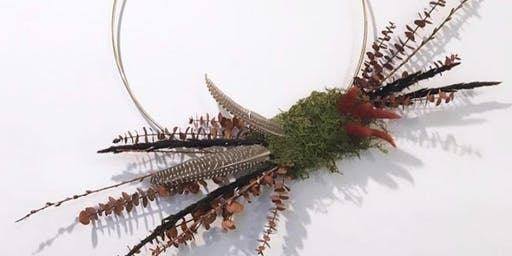 Fall  Hoop Wreath Workshop