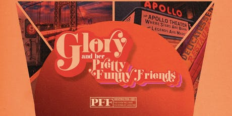 FREE STAND-UP COMEDY/HALLOWEEN SHOW IN HARLEM: GLORY & HER PRETTY FUNNY FRIENDS tickets
