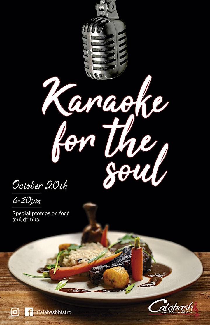 Karaoke for the Soul! image
