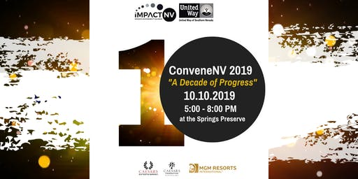 "ConveneNV 2019 ""A Decade of Progress"""