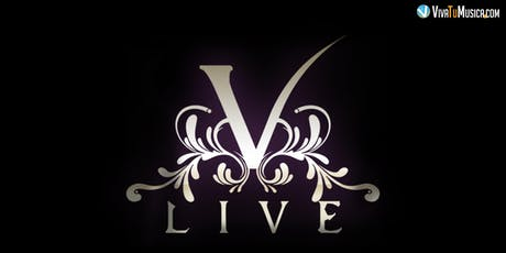VLIVE FRIDAYS tickets