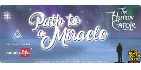 Huron Carole - A Path to a Miracle tickets