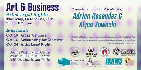 Art & Business (Artists Legal Rights) tickets