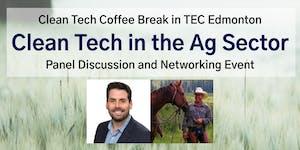 ACTia Clean Tech Coffee Break - Edmonton Panel...