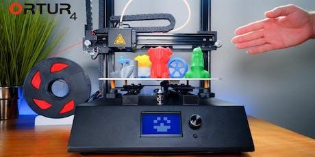 Set Up a 3D Printer Live tickets