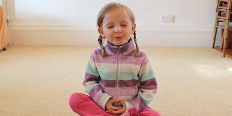 Kids Meditation Class tickets