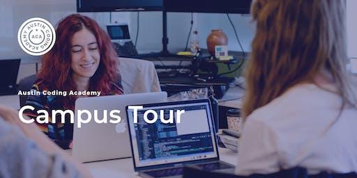 Austin Coding Academy | Downtown Campus Tour | @ Capital Factory