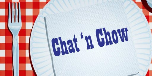 Chat 'N Chow: English Fellowship Lunch 10/13