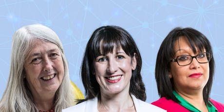 Women in Power, with Mary Beard, Rachel Reeves and Sandip Verma tickets