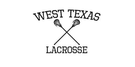 West Texas Lacrosse tickets