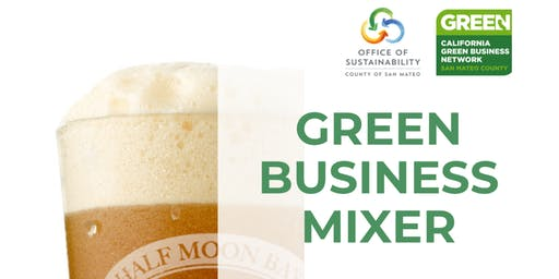 Green Business Mixer - Half Moon Bay
