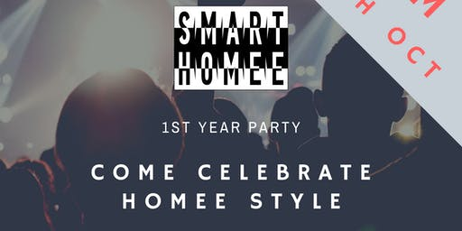 Smart Homee Birthday Bash
