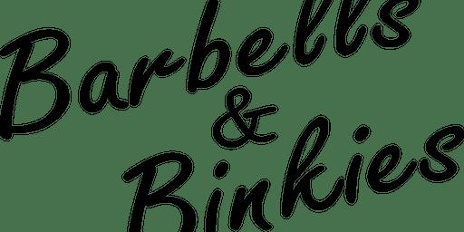 Barbells & Binkies: Postpartum Fitness Class