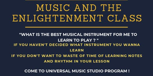 Music Enlightenment Class