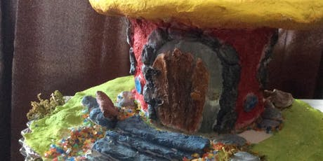 Teens and Tweens  Clay Camp Build a Lighted Fairy House tickets