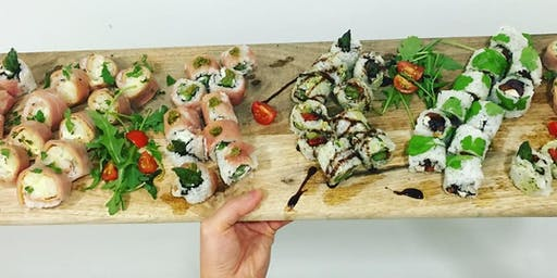 Italian Sushi Aperitivo #2