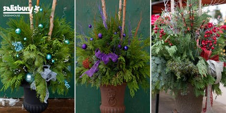 Christmas Urns tickets