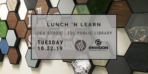 YPF Lunch 'n Learn @ Idea Studio