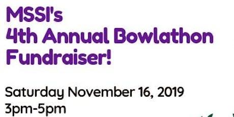 4th Annual Bow-la-thon Fundraiser tickets