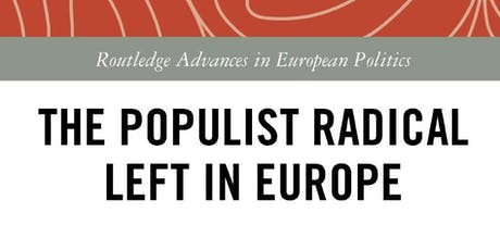 The Populist Radical Left in Europe: Peculiarities, Prospects, Relevance tickets