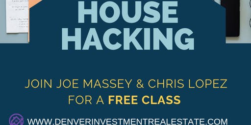 Denver House Hacking and Nomad™ Overview