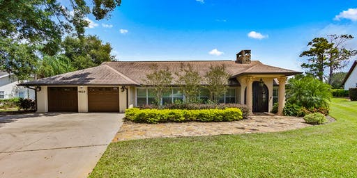 Open House! Sunday 09/22, 12:00pm-4:00pm @ 9825 Wedgewood Ln, Leesburg, FL 34788