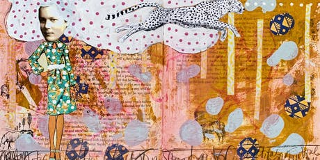 Art Journaling With DeAnne Olguin Williamson - October 13, 2019 tickets