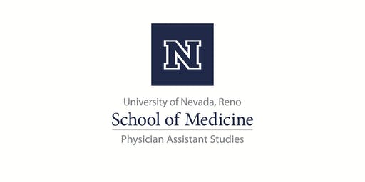 UNR Med PA Studies Program Interviewer Sign-Up for October 2019 Reception & Interviews
