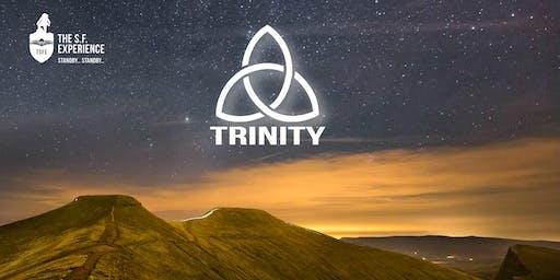 Fan Dance Extreme Trinity - Summer 2020