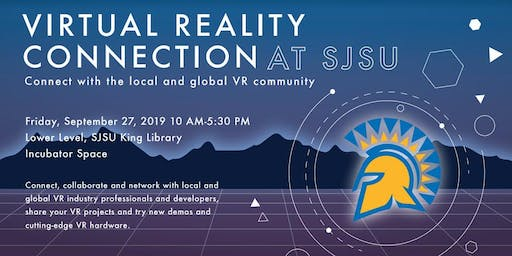 Virtual Reality Connection @ SJSU