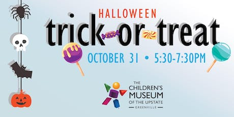 Trick or Treat tickets