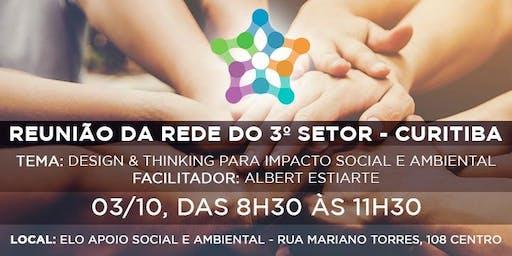 Reunião da Rede do Terceiro Setor de Curitiba