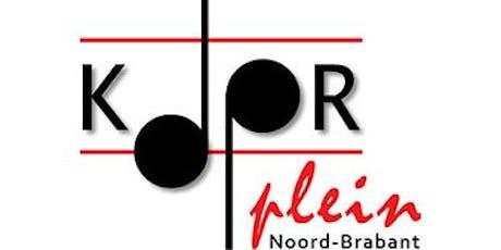 Regiobijeenkomst Koorplein Noord-Brabant | Regio's Midden & West tickets