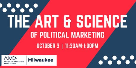 The Art & Science of Political Marketing tickets