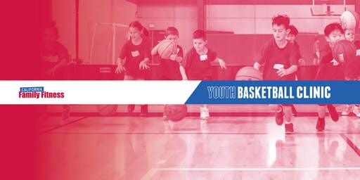 Youth Basketball Clinic (Sports Complex)