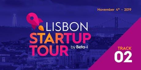 Lisbon Startup Tour 2: Talkdesk, EDP Starter, Zomato tickets