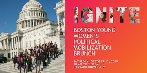 Boston Young Women's Political Mobilization Brunch