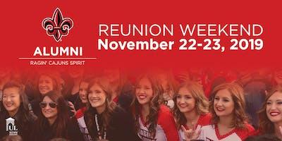 Ragin' Cajun Spirit Alumni Chapter Reunion Weekend
