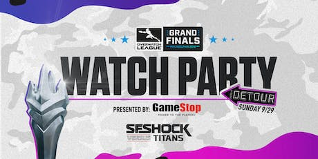 Grand Finals Watch Party presented by GameStop tickets