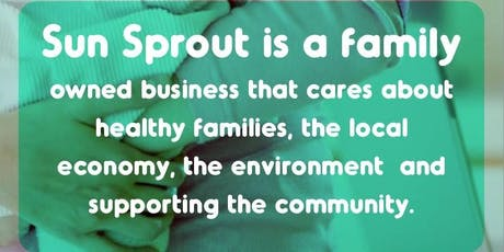 TUCSON:Cloth Diapering with Sun Sprout Diaper Service in TUCSON! tickets