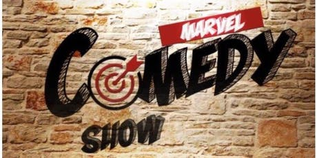Marvel comedy show - Spectcale d'humour gratuit  billets
