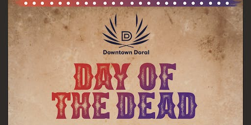 Day of the Dead Trick-or-Treat Down Main Street