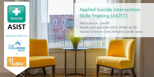 Cardiff | Applied Suicide Intervention Skills Training (March 2020)