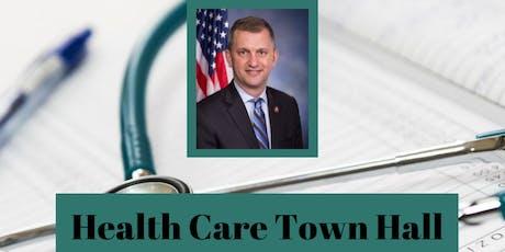 Congressman Casten's Health Care Town Hall tickets