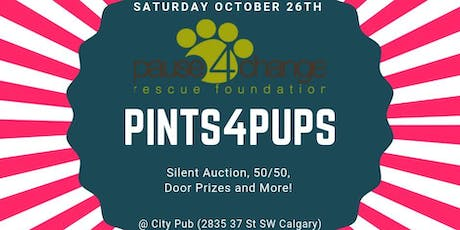 Pints4Pups tickets