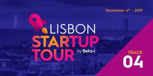 Lisbon Startup Tour 4:  Definedcrowd, NOW_ No Office Work,  Startup Guide