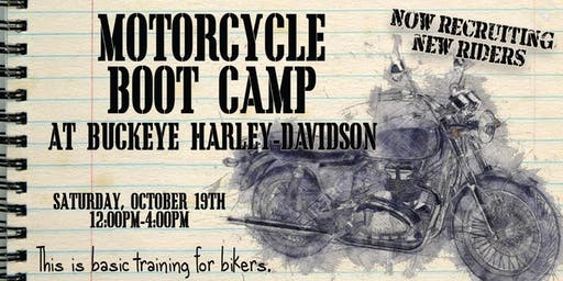 Motorcycle Boot Camp